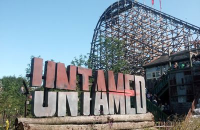 Untamed @ Walibi Holland