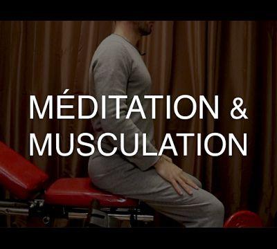 Les bienfaits de la méditation sur votre pratique de la musculation !
