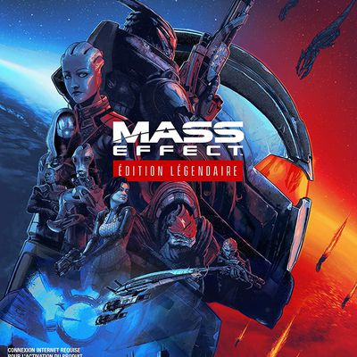 Préco Mass Effect remastered trilogy (PC Master Race)