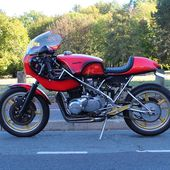 Moto Martin : le café racer Made in France - Belles Machines