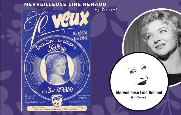 PARTITIONS: Je Veux (Belgique)