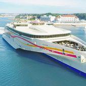 Brittany Ferries rachète la compagnie Condor Ferries - ActuNautique.com