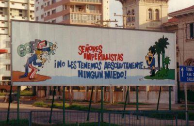 L'inquiétude des États-Unis pour Cuba et l'Amérique latine est un motif d'intervention