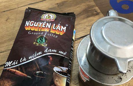 Photos | Le café de civette à Buon Me Thuot au Vietnam