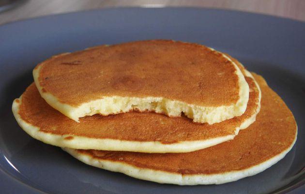 Pancakes de Cyril Lignac (thermomix ou pas)