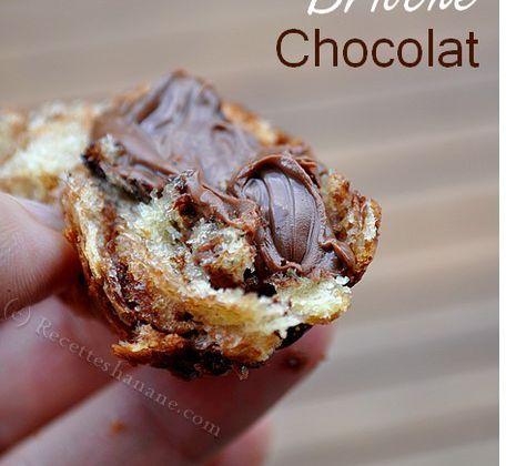 Brioche chocolat vanille (recette Felder)