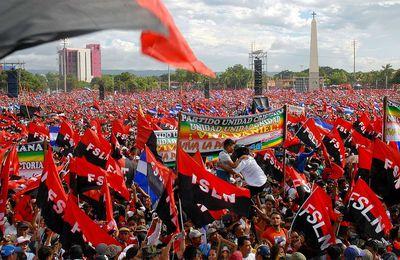 Ce 19 juillet, les « internationalistes » étaient au Nicaragua (Medelu.org)