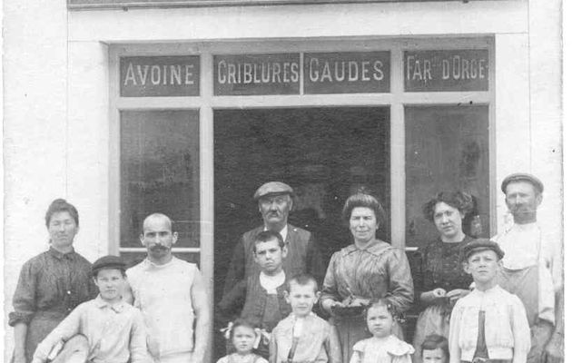 Historique de la BOULANGERIE de Beure, juste pour le plaisir