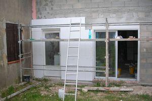 Lancement de l'isolation thermique extérieure : pas évident
