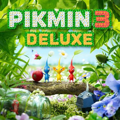 [Test] Pikmin 3 Deluxe