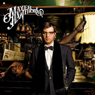 Daily Song : Green Eyed Love - Mayer Hawthorne