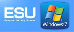 Installation de la KB4556399 (ESU Mai 2020) sur Windows 7