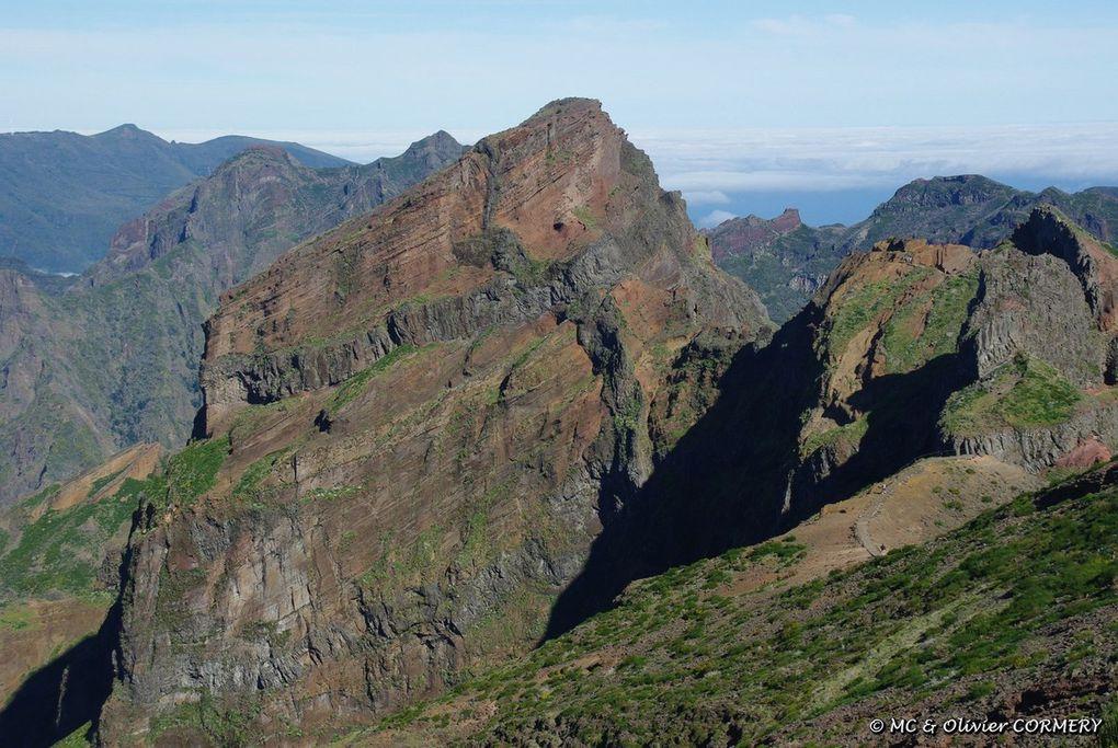Mai 2014 - Madère : Paysages Volcaniques