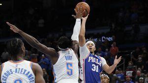 Philadelphie et Golden State portés par Seth et Stephen Curry, Terrence Ross s'occupe des Knicks
