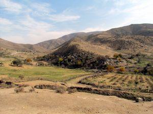 SHAKHRISABZ-village LANGAR-Arrivée à Samarcande