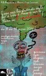 Exposition Art Priori du mardi 8 au vendredi 18 mars