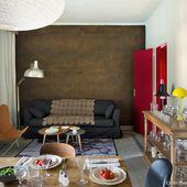 Relooker un salon dans le style vintage
