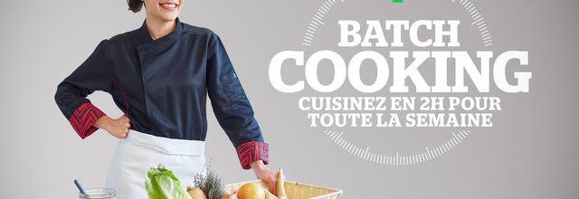 """Justine Piluso (Top Chef) aux commandes de """"batch Cooking"""" dès le 15 novembre sur téva"""