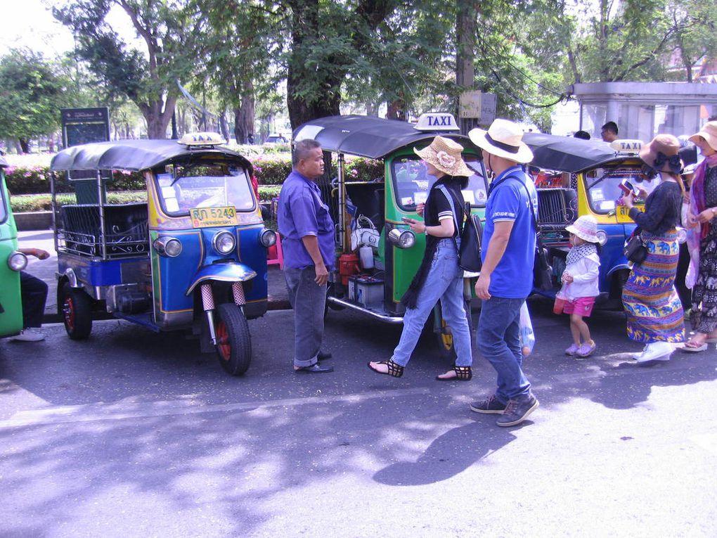 Du Cambodge à Bangkok