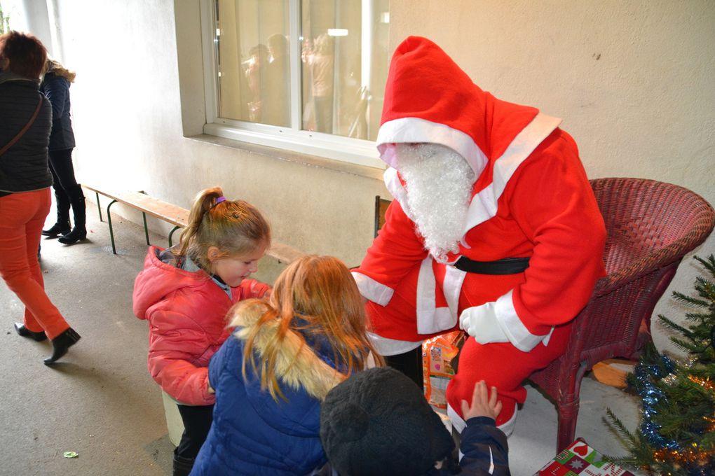 Photos du Marché de Noël du 20/12/2014