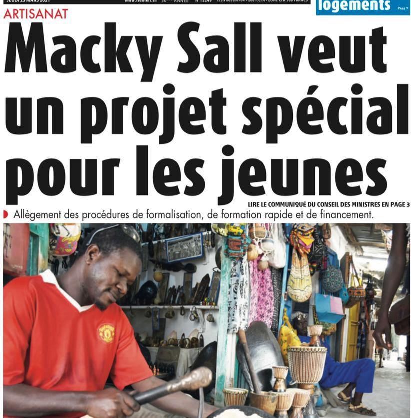 «Les relents nauséabonds, racistes et ethnicistes, d'une partie de l'opposition, en panne d'un projet politique viable et crédible : Macky SALL a repris l'initiative» par Amadou Bal BA - http://baamadou.over-blog.fr/