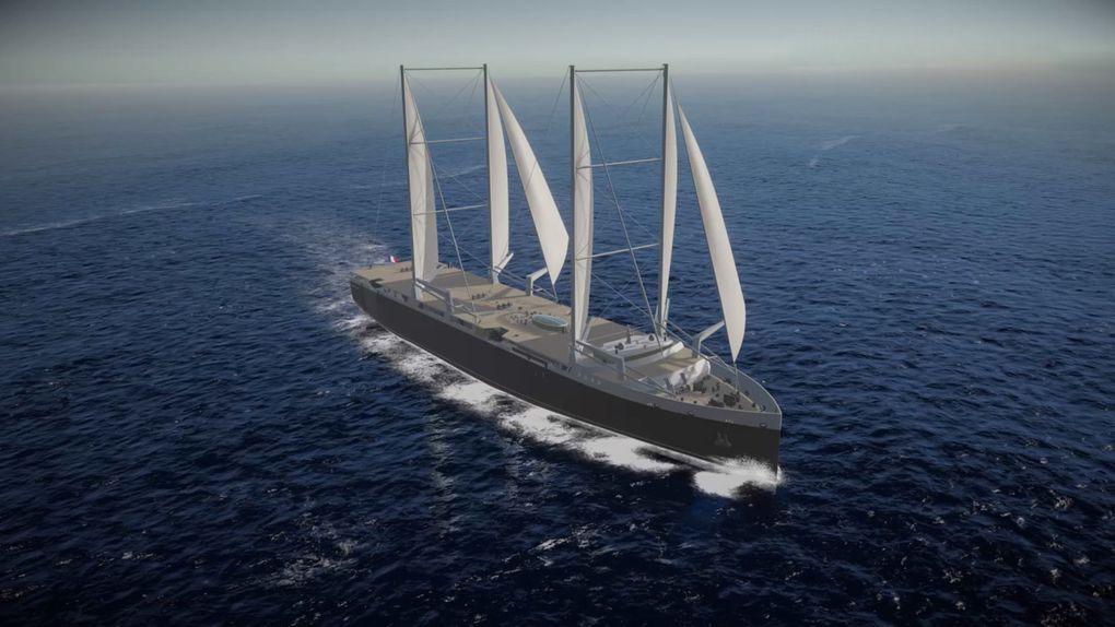 Jas Hennessy & Co signe un engagement avec l'armateur Neoline