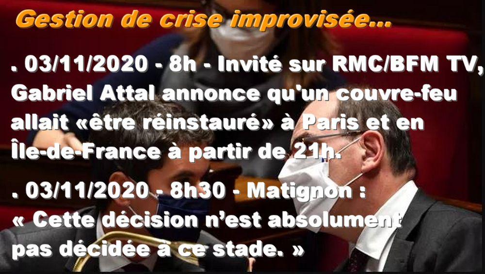 La politique de Macron et Véran : un fléau pour la santé publique et pour les libertés démocratiques