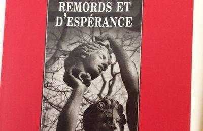 Ce qu'il nous faut de remords et d'espérance de Céline Lapertot (éditions V Hamy)