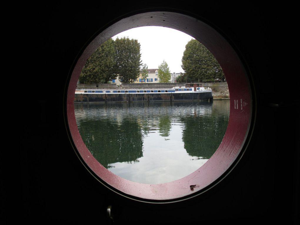 A vendre Péniche navigante à L'ile Saint-Denis