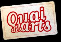 Pornichet - Quai des Arts : Tag par la Cie Bouche Bée, le 28 mars 2014