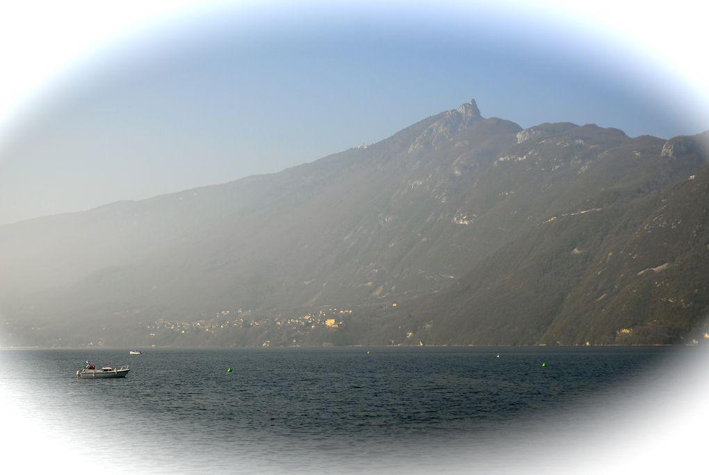 Le lac et la montagne
