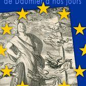 TRAITS D'EUROPE DE DAUMIER A NOS JOURS, une exposition itinérante à imprimer - c a r i c a d o c