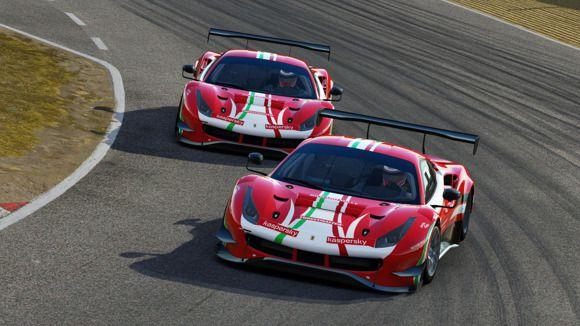 [ACTUALITE]   Ferrari Esports Series - Une Ferrari 488 GT3 EVO in-game à gagner pour les inscrits au championnat mondial sur Assetto Corsa