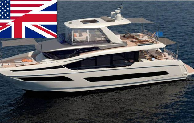 Prestige Yachts full of novelties in 2020