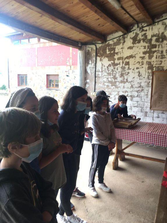 Sexto día de campamento en Pineda