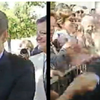 Nicolas Sarkozy : violemment agressé à Agen !