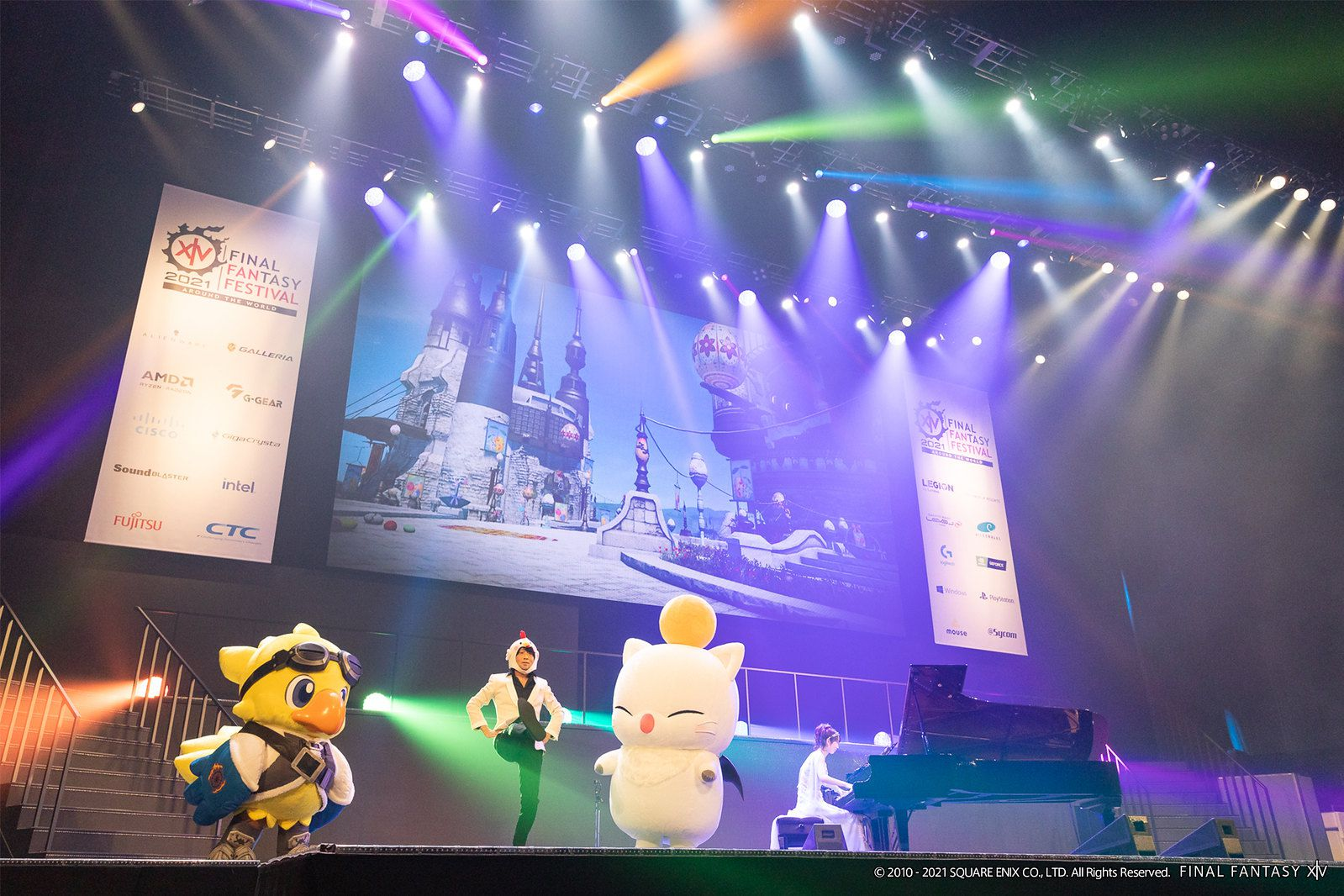 Final Fantasy XIV dépasse World of Warcraft