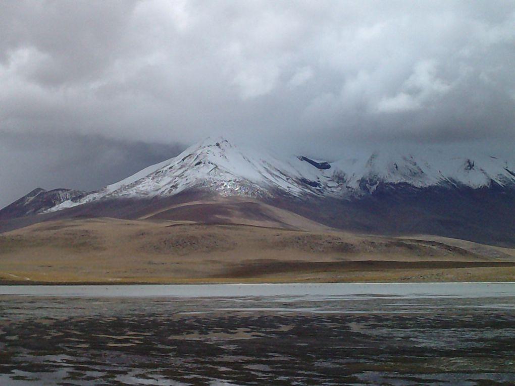 salar d'Uyuni et Lipez dans le sud de la Bolivie