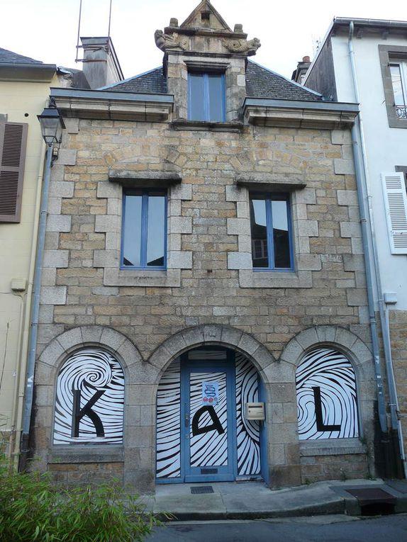 Dis-moi dix mots du patrimoine de Landerneau