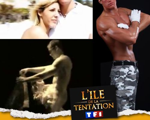 L'Ile de la Tentation 7 : Les vidéos sexy de Thomas !