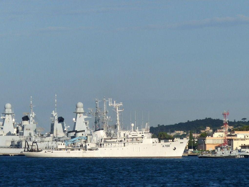 KHAIREDDINE  F700 , Navire océanographique de la marine tunisienne