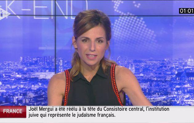 L'ÉDITION DE LA NUIT d'ALICE DARFEUILLE le 2016 06 20 sur i>tele
