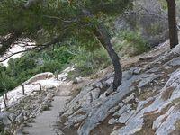 La calanque de Sugiton (Bouches-du-Rhône)