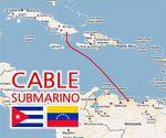 La mise en fonctionnement du câble de fibre optique qui reliera Cuba et le Venezuela est prévue en 2011