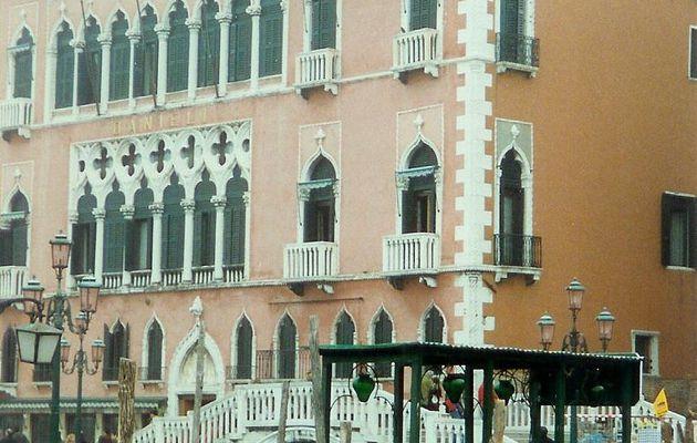 Hôtel Danieli, Venise, Italie