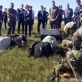 [VIDEO] Ariège : la ministre des Armées assiste à une démonstration du 1er RCP de Pamiers
