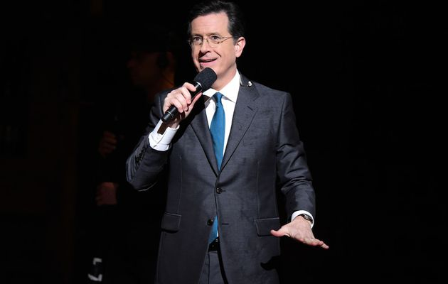 L'humoriste Stephen Colbert animera les Emmy Awards