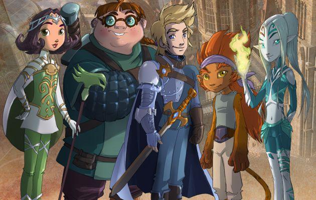 ALERTE : Les Légendaires au cinéma !!