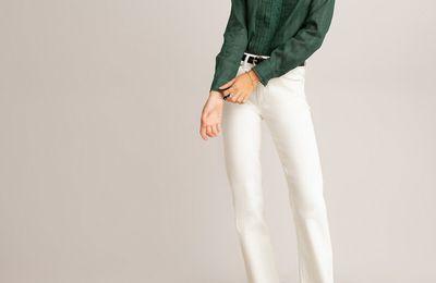 Mode tendances, quel jean pour quelle morphologie, le bootcut et le mom.