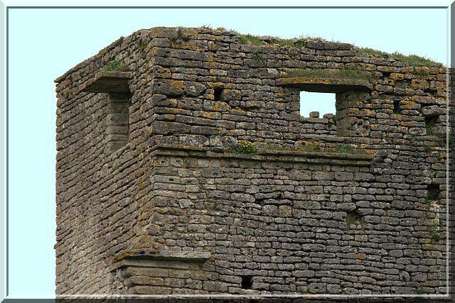 Diaporama château d'Authevernes